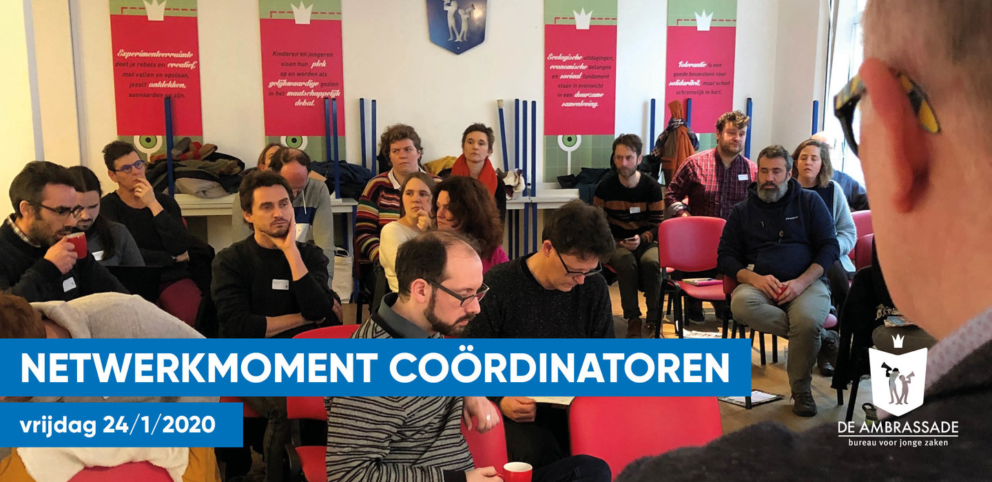 netwerkmoment coördinatoren jan 2020